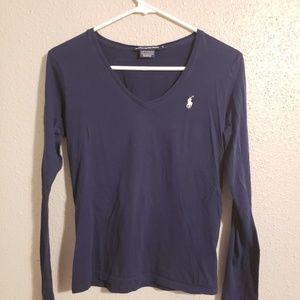 Ralph Lauren sport Navy shirt